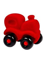 Rubbabu Soft Choo Choo Train, Red/Blck