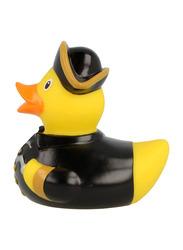 Lilalu Pirate Duck Bath Toy, Black/Yellow