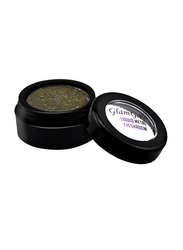 GlamGals Liquid Metal Eyeshadow, LME06 Black