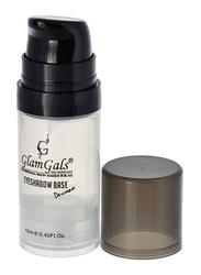 GlamGals Eyeshadow Base, 12ml, EBASE01 Clear