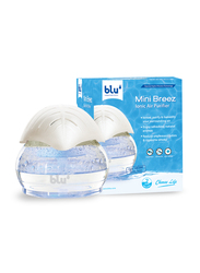 Blu Mini Breez Ionic Air Purifier, White