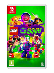 Lego DC Super Villians Video Game for Nintendo Switch by WB Games