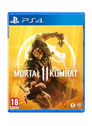 Mortal Kombat 11 Video Game for PlayStation 4 (PS4) by WB Games
