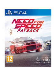 Need For Speed Payback Video Game for PlayStation 4 (PS4) by Electronic Arts