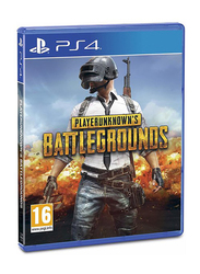Playerunknown's Battlegrounds (PUBG) Online Video Game for PlayStation 4 (PS4) by PUBG Corporation