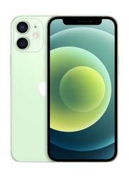 Apple iPhone 12 Mini 128GB Green, Without FaceTime, 4GB RAM, 5G, Single Sim Smartphone