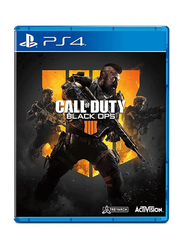 Call of Duty: Black Ops 4 Video Game for PlayStation 4 (PS4) by Activision