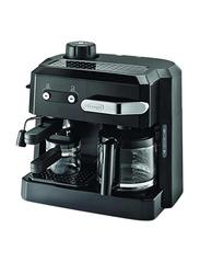 Delonghi Coffee Maker Machine, BCO320, Black