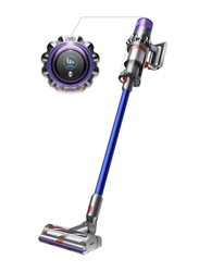 Dyson Handheld Vacuum Cleaner, V11-ABSOLUTE, Nickel/Blue