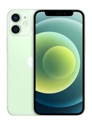 Apple iPhone 12 Mini 64GB Green, With FaceTime, 4GB RAM, 5G, Single Sim Smartphone, International Specs Version