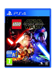 Lego Star Wars the Force Awakens Arabic Video Game for PlayStation 4 (PS4) by WB Games