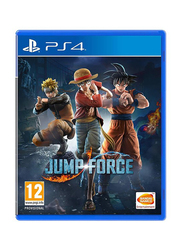 Jump Force Video Game for PlayStation 4 (PS4) by Bandai Namco Entertainment