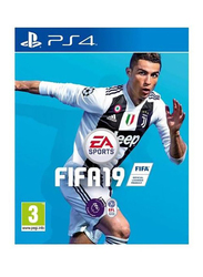 FIFA 19 Video Game (English/Arabic) for PlayStation 4 (PS4) by EA Sports