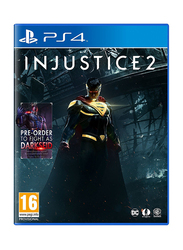 Injustice 2 Video Game for PlayStation 4 (PS4) by WB Games