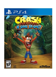 Crash Bandicoot N.Sane Trilogy 2.0 Video Game for PlayStation 4 (PS4) by Activision