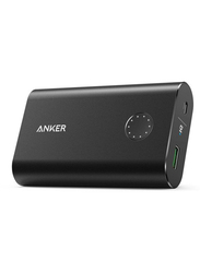 Anker 10050mAh PowerCore+ Fast Charging Power Bank with Micro-USB Input, Black