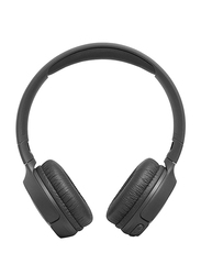 JBL Tune 500BT Wireless On-Ear Headphones with Mic, Black