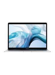 "Apple MacBook Air (2020) Laptop, 13"" Retina Display, Apple M1 Chip 7 Core GPU 1.28GHz, 256GB SSD, 8GB RAM, EN KB, MGN93ZS/A, Silver"