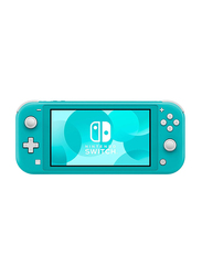 Nintendo Switch Lite Handheld Gaming Console, 32GB, Turquoise Green