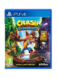 Crash Bandicoot N Sane Trilogy Video Game for PlayStation 4 (PS4) by Activision