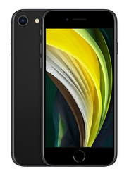 Apple iPhone SE 256GB Black, 3GB RAM, With FaceTime, 4G LTE, Dual Sim Smartphone, International Version