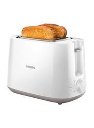 Philips Toaster, 760-900W, HD2581, White