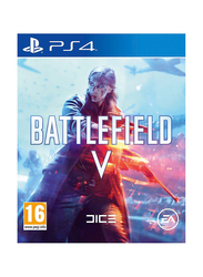 Battlefield V Video Game Video Game for PlayStation 4 (PS4) by Electronic Arts