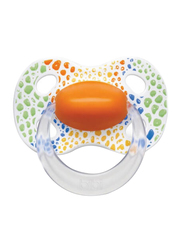 Bibi Happiness Play Dental Silicone Soother, 16+ Months, 112917, Multicolor