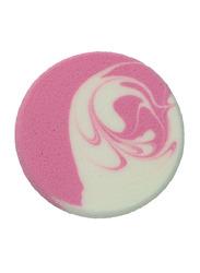 Beter Latex 6cm Makeup Sponge, 22038, Pink/White