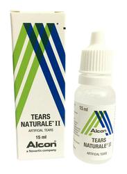 Tears Naturale II Eye Drops, 15ml