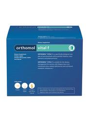 Orthomol Vital Women Supplement, 30 Capsules