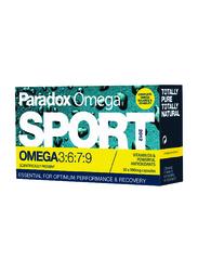 Paradox Omega Sport, 990mg, 30 Capsules