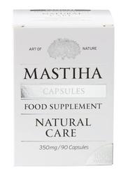 Mastiha 100% Food Supplement, 350mg, 90 Capsules