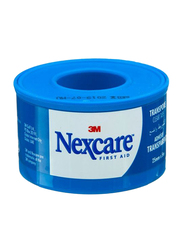 3M Nexcare Transpore Clear Tape, 25mm x 5 Meter, 1 Piece
