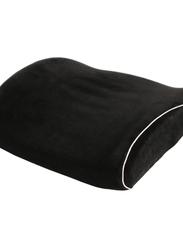 Antar Memory Foam Lumbar pillow, AT03003, Black