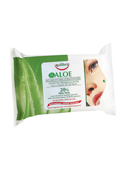 Equilibra Aloe Makeup Remover Wipes