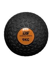 Dawson Sports PVC Slam Ball, Black, 9KG