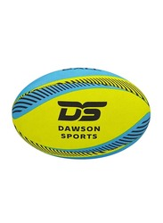 Dawson Sports Pro Beach Rugby Ball, Size 5, Yellow