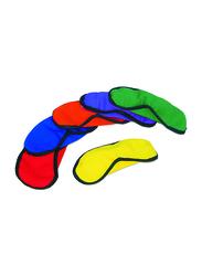 Dawson Sports Blindfold Set, Set of 6, Multicolor