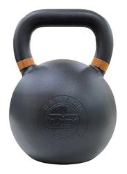Dawson Sports Crossfit Kettlebell, Black, 22KG