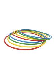 Dawson Sports Hula Hoops, 24 Inches, Multicolor