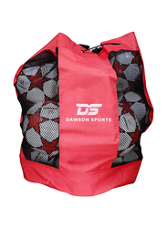 Dawson Sports Mesh Carry Bag, Small, Red