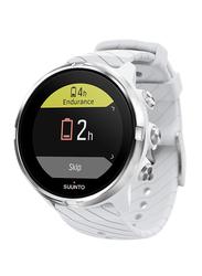 Suunto 9 Smartwatch, GPS, White