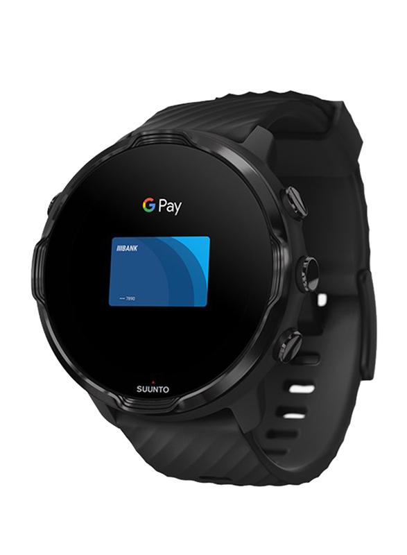 Suunto 7 Smartwatch, GPS, Black