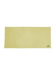 Dawson Sports Microfiber Towel, Yellow