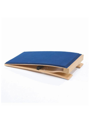 Dawson Sports Springboard, Senior, 120 x 60 x 14cm, Blue