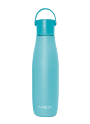Waicee 480ml Stainless Steel Thermal Insulated Vacuum Flask, Turquoise