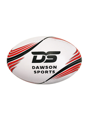 Dawson Sports All Weather Trainer Ball, Size 4, Red/White