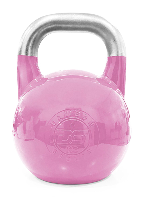 Dawson Sports Competition Kettlebell, Pink, 4KG