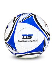 Dawson Sports International Football, Size 5, Blue/White